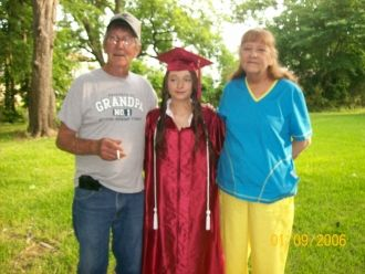 Don and Shirley Kennedy and Heather Clark