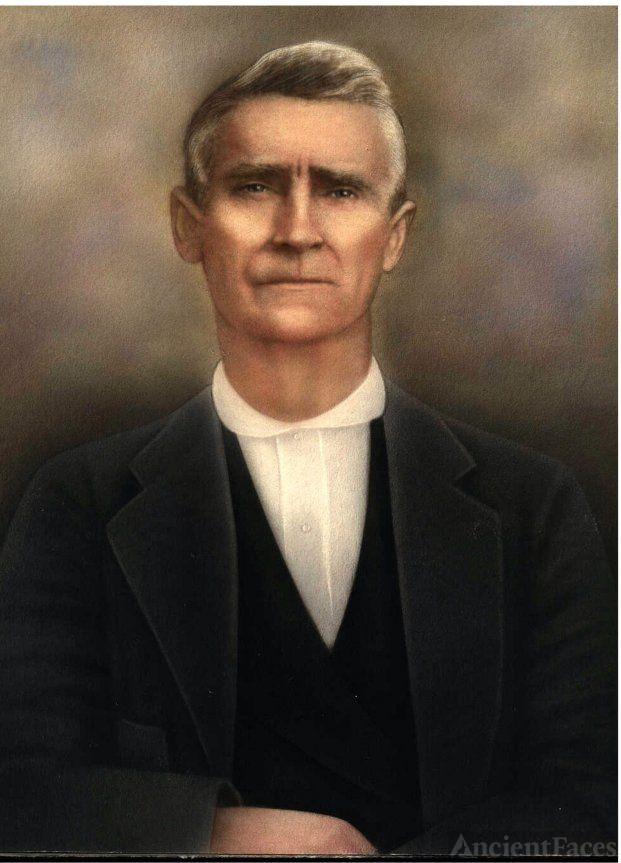 Rev. Lorenzo Dow Turner