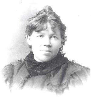 Louisa Spongberg Peterson