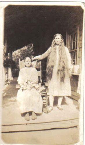 Sue Martin and Mary Mayo