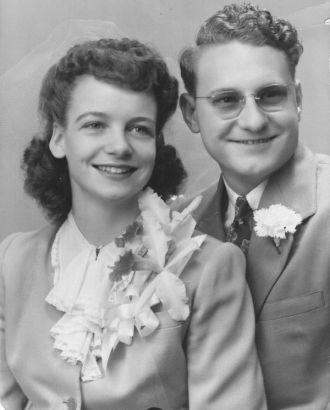 Wedding Day John & Wanda Barnett