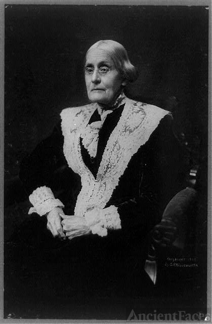 Susan B. (Brownell) Anthony