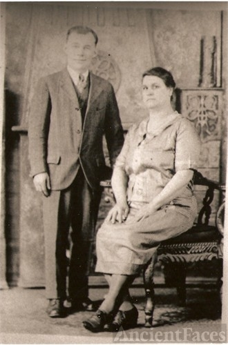 Anton & Mary (Kirkendoll) Taylor Grosner, Indiana