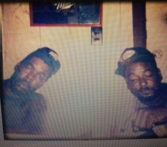 Johnny B Jr & Isaac Cole
