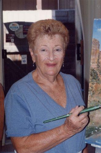 Leonore Greenberg
