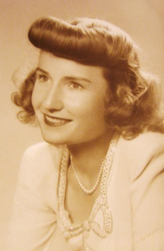 1940's Woman Portrait