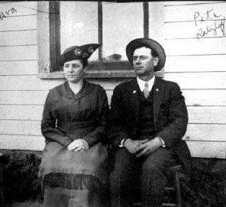 Pete & Clara Quiring Ratzlaff