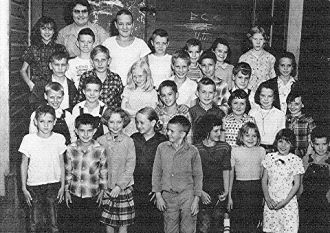 Mrs. Cusick Dizney Class Picture