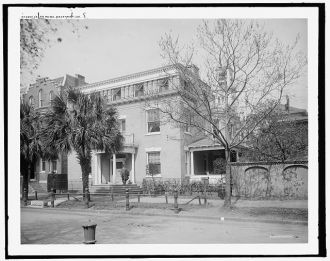 Elks' home, Savannah, Ga.