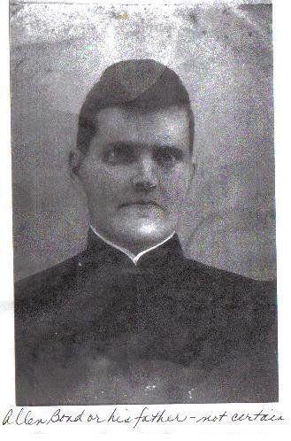 Allen Bond, Arkansas or Lewallyn Sweeten, KY