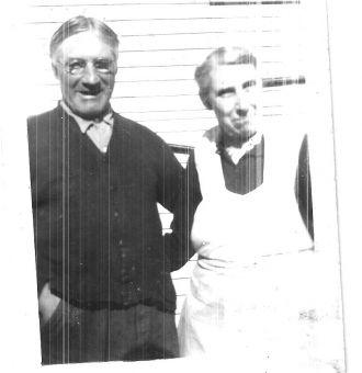Rose Elizabeth Bingen and Emil John Marso