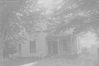 Rudolph M. Jenks house