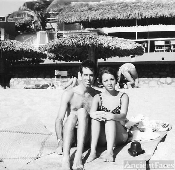 Sandra and James Moseley