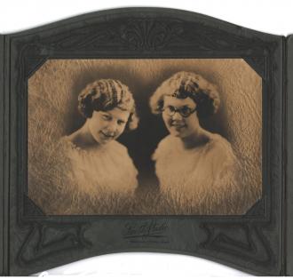 Alice and Gladys Twedt