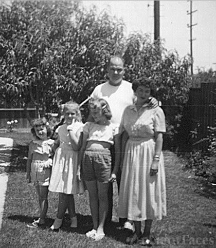 The Wiley Family in California