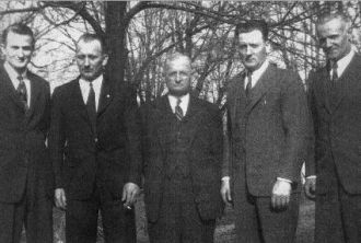 J. Perry Young & Sons, Ohio c1946