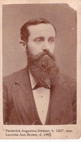 Frederick Augustus Stewart