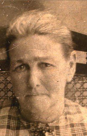 Martha Ann (Walker) Duncan