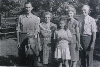 Brinkman Family Reunion 1