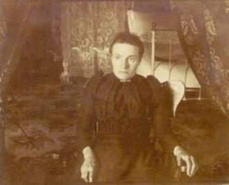 A photo of Hannah E (Harvey) White