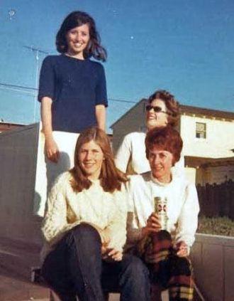 Norma Kroetch Erickson, Mission Beach, CA