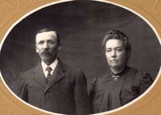 James John Rasmussen and Christine Rasmussen
