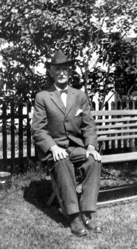A photo of John Gaven Fogarty