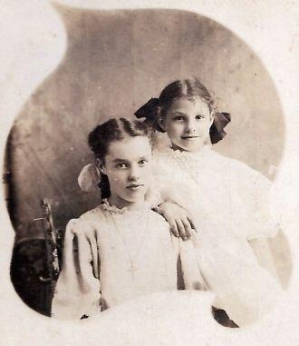 Anna Marie Kriege and Anna Marie Pauley