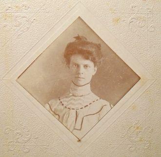 A photo of Rose (Huskins) Hamilton