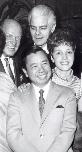 Dong Kingman, Si Seadler, Amanda Stevenson