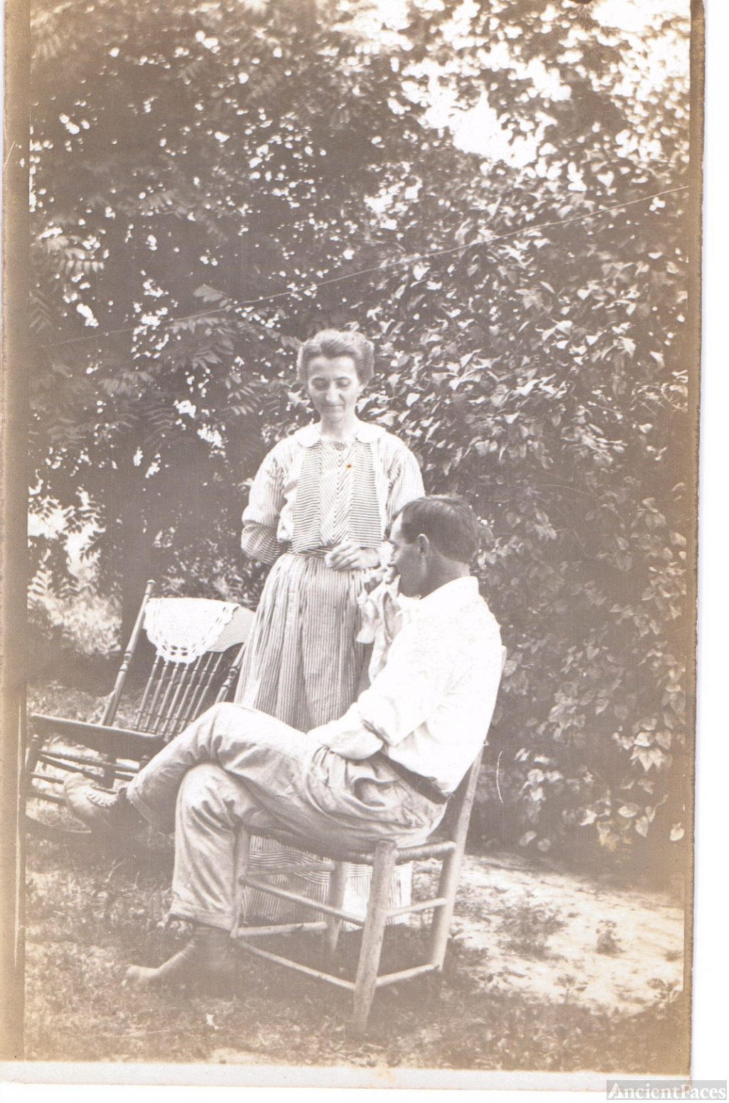 A W Henson and  Florence Brown?