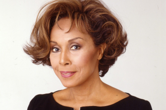 A photo of Diahann Carroll