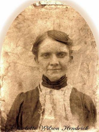 Charlotte (Wilson) Hendrick