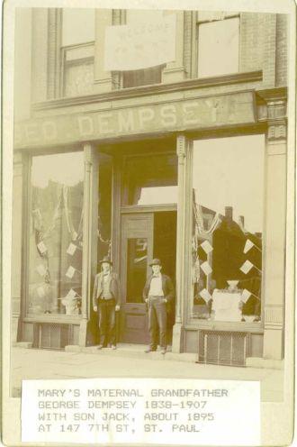 Dempsey Plumbing Shop