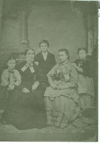 Green/Greene Family, Ohio