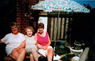 Rita, June, & Lottie Leveson