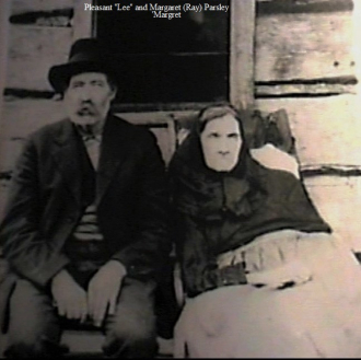 Lee and Margret (Ray) Parsley