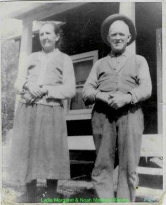 Matt & Lydia Blevins