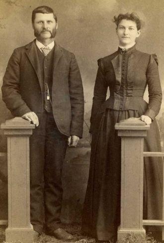 Mr. & Mrs. John Ewing, IA