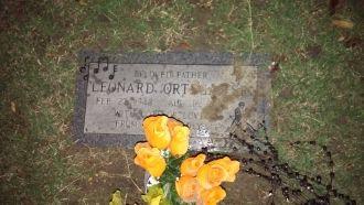 Leonard Salas Ortega Sr. gravesite
