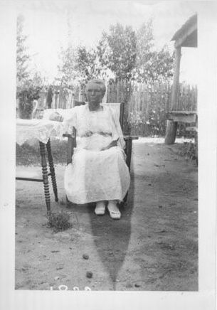 Great Great Grandma Langley