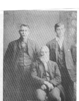 A photo of Pearson F. Matheny