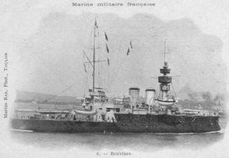 Bouvines class Ship