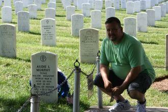 Audie L. Murphy Gravesite