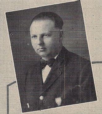 Frank Oxley, Virginia