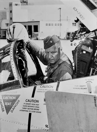 Brig. General Al Schinz