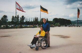 Margaret And John Nagel, 1999