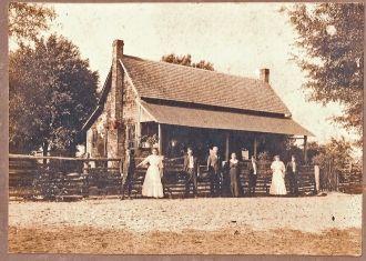 McCormick farm, Florida 1900