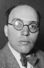 Lotte Lenya's husband Kurt Weill