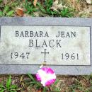 Barbara Jean Black Gravesite